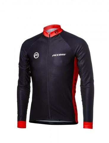 Bluza-kolarska-Pro-Team_red_front
