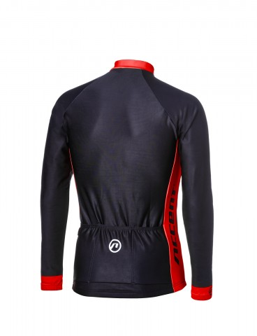 Bluza-kolarska-Pro-Team_red_rear
