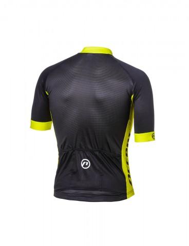 Koszulka-kolarska-Pro-Team_neon_rear