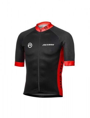 Koszulka-kolarska-Pro-Team_red_front